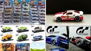 Sneak Peek images of 2018 Hot whees Gran Turismo and K Case