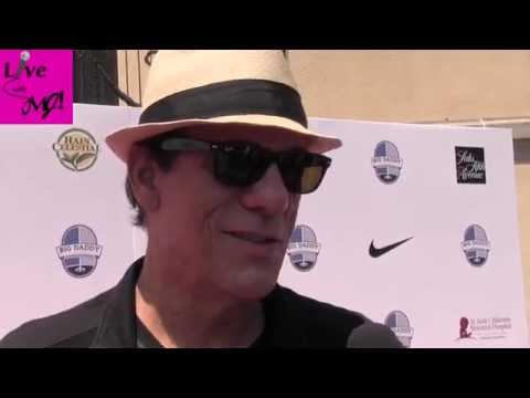 LIVE With MJ! Interview with Actor Robert Davi