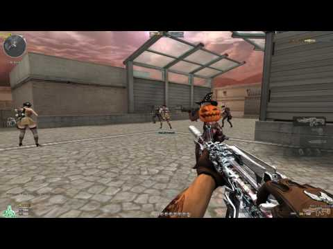 CF XIEXL:M4A1-Predator/R93 T2 S&D Black Widow GamePlay