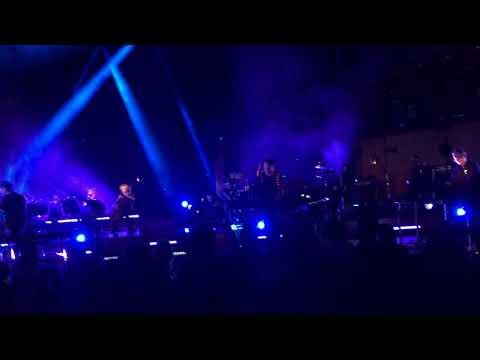 Sasha - Refracted Live - BridgeWater Hall - Manchester