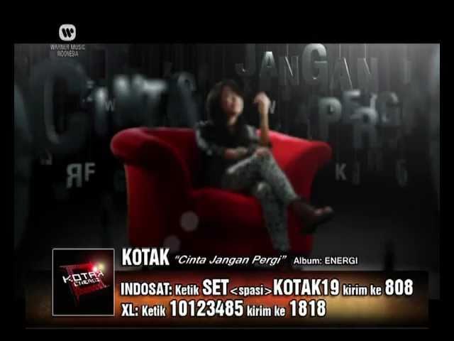 Kotak Cinta Jangan Pergi - Kord & Lirik Lagu Indonesia