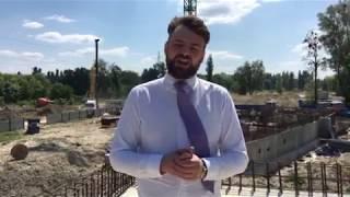 SVITLO PARK динаміка будівництва (травень 2018 р.)(, 2018-05-14T16:36:33.000Z)