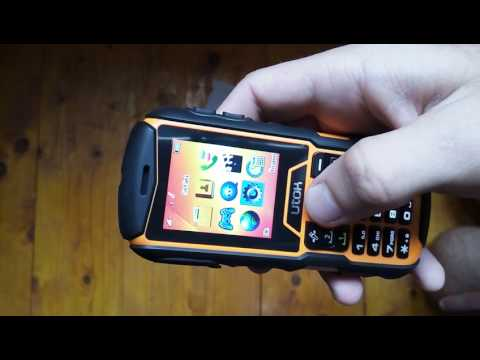 Prezentare Utok Dorel 2 - Rugged Phone