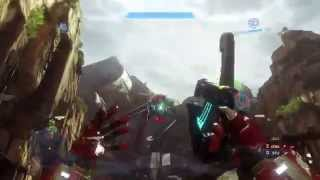 HALO 4 Covenant Weaponry game trailer - X360