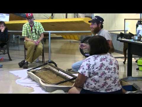 Jeff Jamison's Upholstery Seminar - Part 1