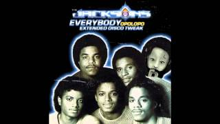 The Jacksons - Everybody (OPOLOPO extended disco tweak)