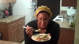 Cooking With K Ep. 4 Pt. 2 - Herb-roasted Chicken And French Potato Salad
