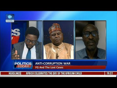 Anti-Corruption War: The Probe On Alleged Diverted Oil Revenue Pt. 2