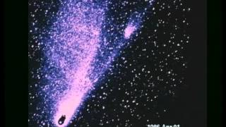 ESO Movie 05: The Tails of Comet Halley
