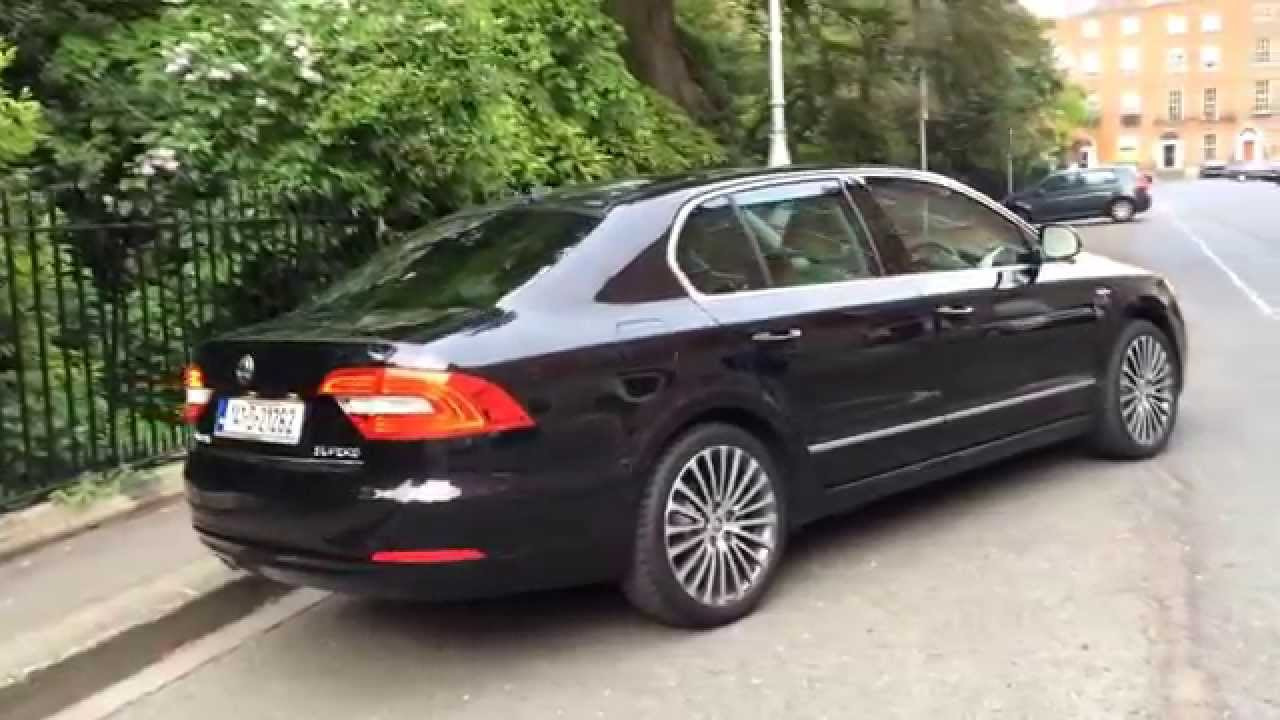 skoda superb laurin klement walkaround youtube. Black Bedroom Furniture Sets. Home Design Ideas
