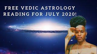 Free vedic astrology reading