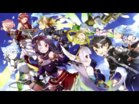 Sword Art Online Music Collection Ost  Disc4【moon And Shadow】