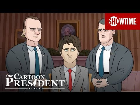 'J'Accuse Bitch!' Ep. 5 Official Clip | Our Cartoon President | SHOWTIME