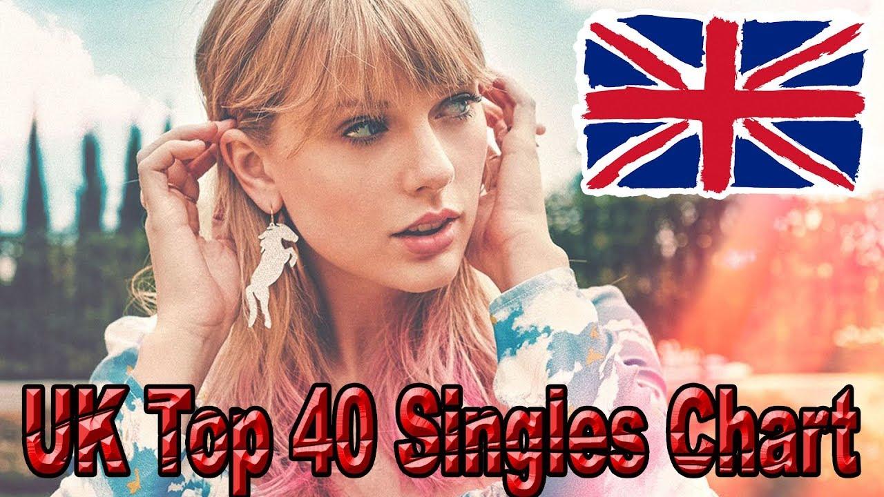 UK Top 40 Singles Chart, 31 May 2019 № 115