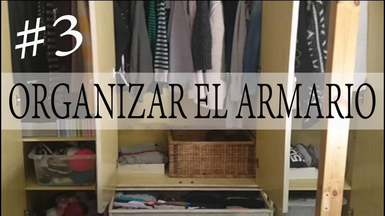 Armarios Homecenter Cali ~ ORDENAR EL ARMARIO # 3 YouTube