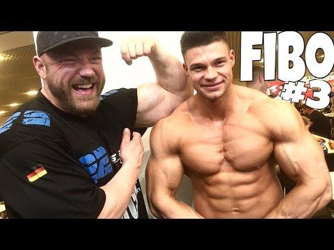 FIBO – der letzte Tag Fitness & Bodybuilding #3