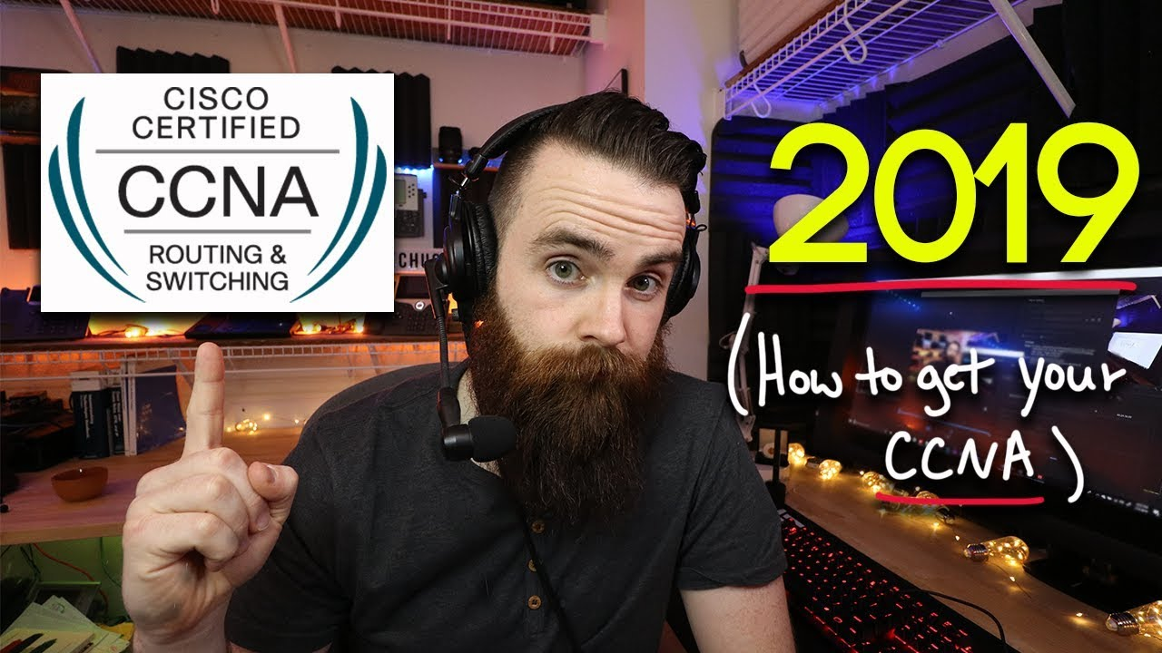 Get your CCNA in 2019