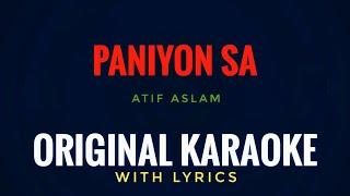 PANIYON SA ORIGINAL KARAOKE | ATIF ASLAM | JOHN ABRAHAM |SATYAMEV JAYATEY
