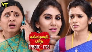 Kalyana Parisu 2 - Tamil Serial | கல்யாணபரிசு | Episode 1733 | 16 Nov 2019 | Sun TV Serial