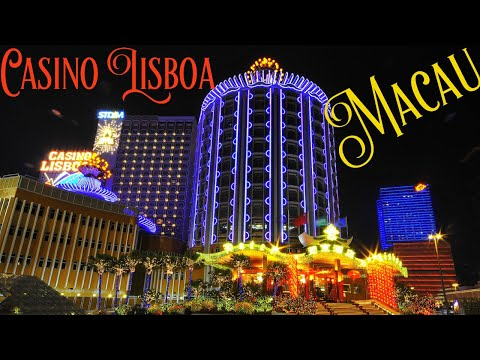 Lisboa Hotel & Casino Macau