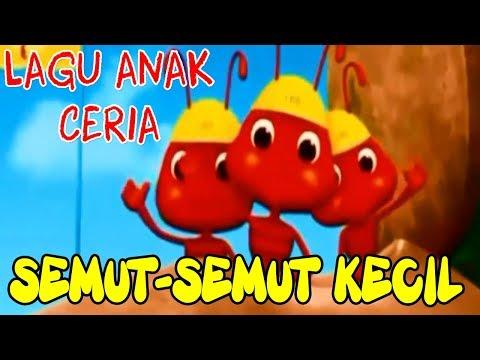Semut-semut Kecil | Lagu Anak Ceria Populer ( Versi Upin Ipin )
