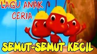 Semut-semut Kecil   Lagu Anak Ceria Populer ( Versi Upin Ipin )