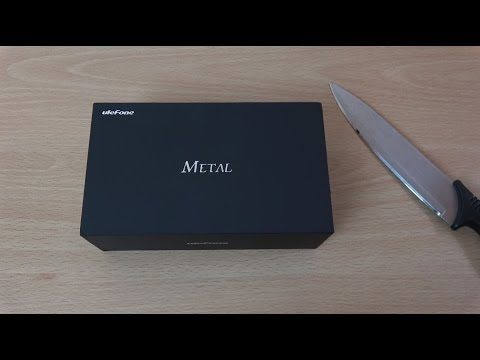 Thumbnail: Ulefone Metal - Unboxing & First Look! (4K)