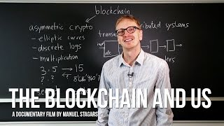 The Blockchain and Us: Roger Wattenhofer, Professor at ETH Zurich, explains blockchain and bitcoin