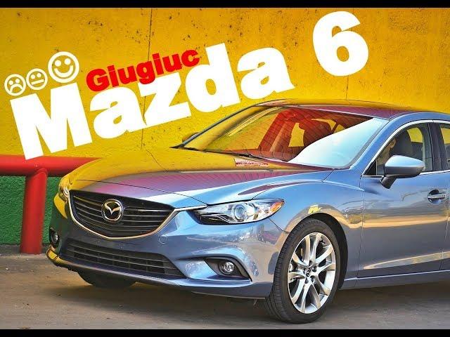 Verificare masina second hand la dealer: Mazda 6. O masina superba