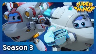 Baursaki Blast-Off | super wings season 3 | EP03