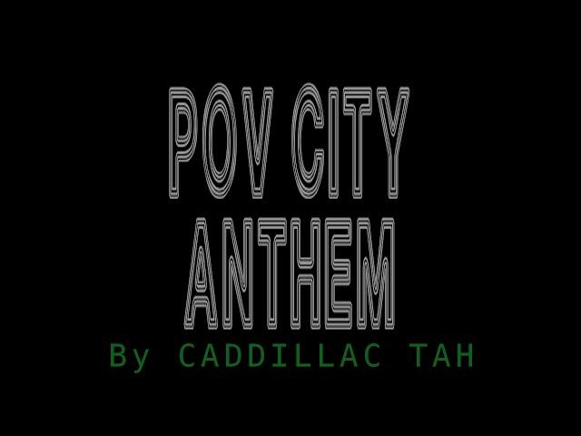 CADILLAC TAH POV CITY ANTHEM MP3 СКАЧАТЬ БЕСПЛАТНО