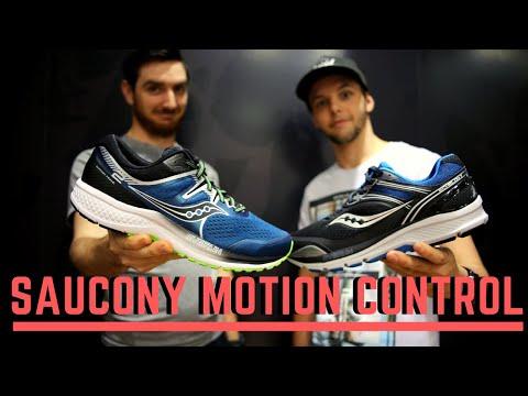 Saucony Motion Control | Omni ISO 2 vs