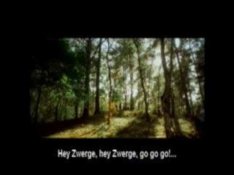 Snow White and the 7 Zwerge Song