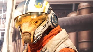 New Last Jedi Character Revealed - IGN Access