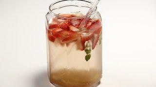 Strawberry Detox Water | Sanjeev Kapoor Khazana