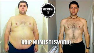 fb4 svorio tyrimas naudojant aba svorio