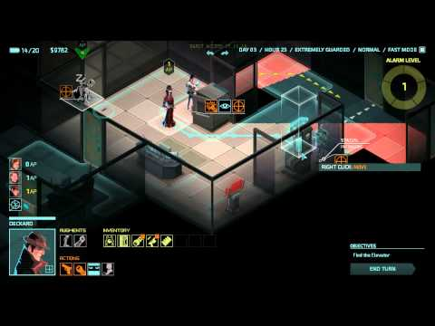 Invisible Inc Story 13 Memory Check