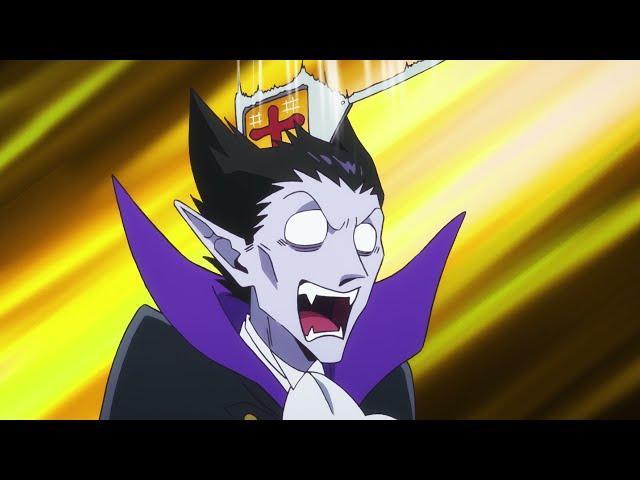 TVアニメ「吸血鬼すぐ死ぬ」公式サイトPV