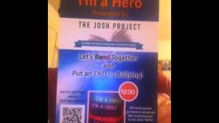 I'm A Hero Wristbands