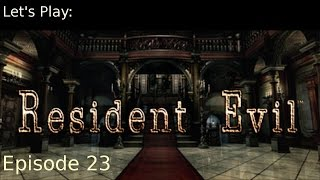 Lisa and Mom, Together Again -Ep 23 Let#39s Play Resident Evil Blind HD Remaster