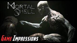 Mortal Shell's [BETA] - IMPRESSIONS!