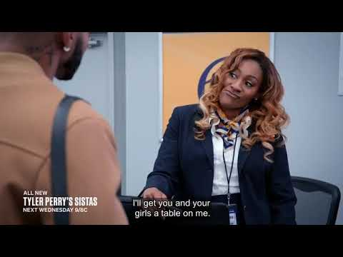 """Download Tyler Perry Sistas S03E13 """"Water Under the Bridge"""" All New Episode Wednesday at 9/8C Only on BET"""