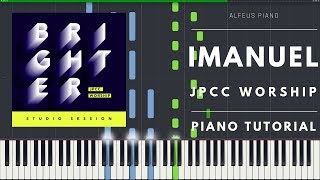 Gambar cover Imanuel (JPCC Worship) | Piano Tutorial