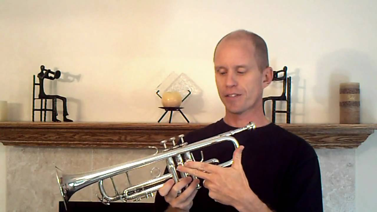 How To Play The Trumpet - Beginning Lesson On Making A Tone - YouTube