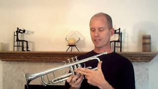 How To Play The Trumpet - Beginning Lesson On Making A Tone