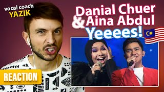 Download YAZIK reacts to FLASHLIGHT by Aina Abdul & Danial Chuer
