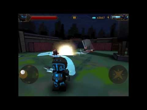 Call of Mini: Zombies [Laser Glitch] Pt.2