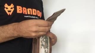 Sobre a coleira BANDOG