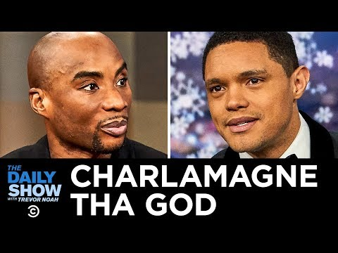 Charlamagne Tha God - Combatting the Stigma Around Mental He