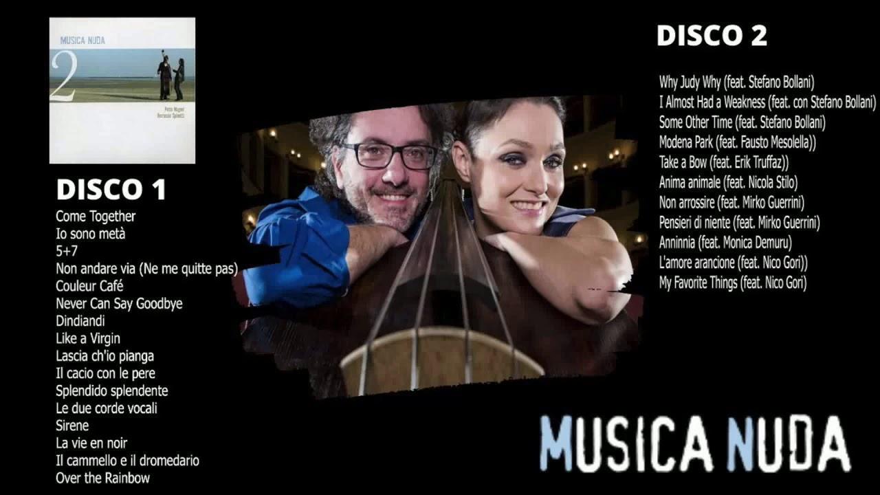 Musica Nuda 2 2006 Full Album Youtube